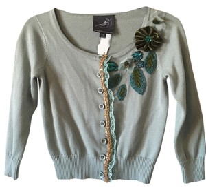 Knitted Dove Cardigan