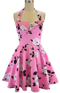Modcloth short dress Pink on Tradesy