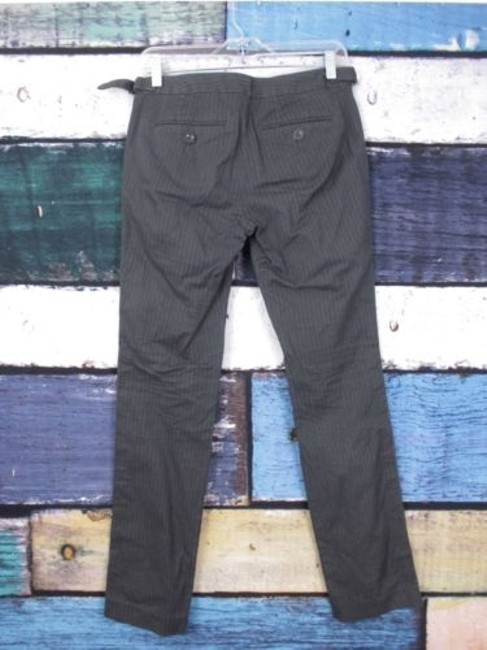Marc Jacobs By Pinstripe Cotton Blend Trousers Pants Image 1