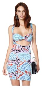 Nasty Gal short dress Multi- Colors on Tradesy