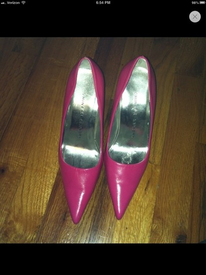 Chinese Laundry Hot Pink Pumps