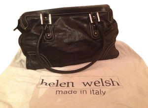 Helen Welsh Leather Shoulder Bag