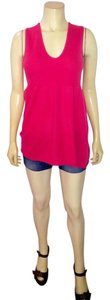 Christopher Fischer 100% Cashmere Size Small Top pink