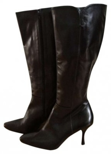 Preload https://img-static.tradesy.com/item/128939/stuart-weitzman-black-tall-shaft-bootsbooties-size-us-10-0-0-540-540.jpg