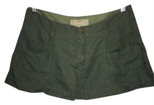 Abercrombie & Fitch A F Mini Skirt