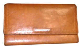 Fossil Fossil continental leather wallet