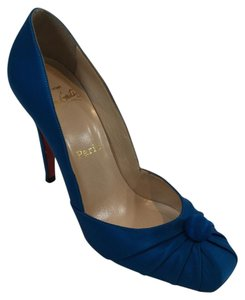Christian Louboutin Blue Formal