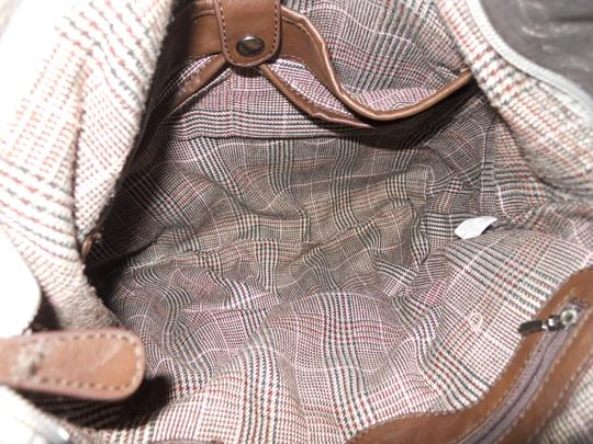Hilary Radley Tote in antique gold & brown Image 2