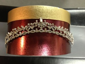 Malis-Henderson Bridal Antique Headband