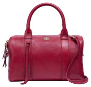 Tory Burch Satchel in Sorrel