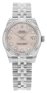 Rolex Rolex Datejust 178240 Stainless Steel Automatic Ladies Watch (11696)