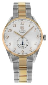 TAG Heuer TAG Heuer Carrera Heritage WAS2151.BD0734 18K Rose Gold Watch (10908)