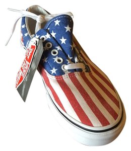 Vans Mens Stars and Stripes Athletic