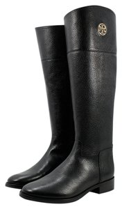 Tory Burch Junction Black Boots