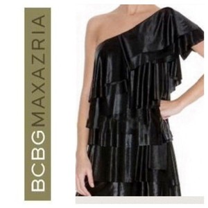 BCBGMAXAZRIA Tiered Dress