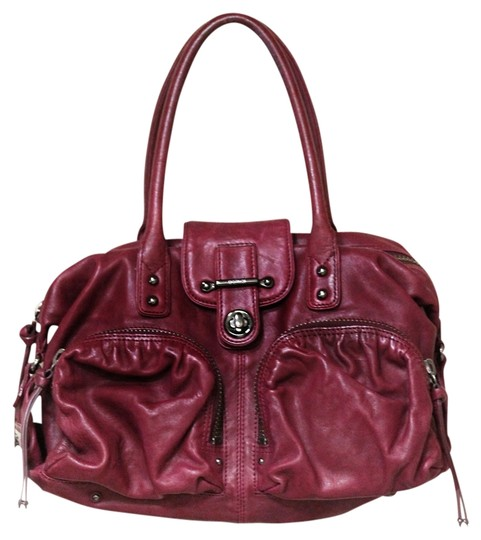 Preload https://item2.tradesy.com/images/botkier-bianca-handbag-dark-red-leather-shoulder-bag-1289846-0-0.jpg?width=440&height=440