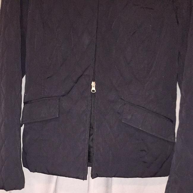 H&M Quilted Reversible Zipper Quilted Jacket Size 8 Raincoat