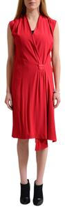 Maison Martin Margiela short dress Red on Tradesy