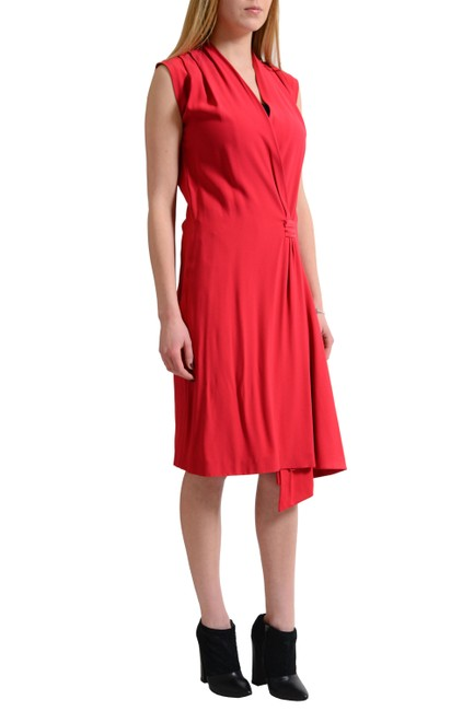 Maison Margiela short dress Red on Tradesy