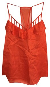 Rebecca Minkoff Top Orange