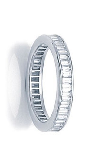 Eternity Baguette Eternity Baguette Diamond Band