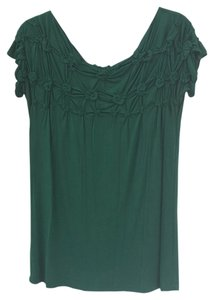 Prada Top Green