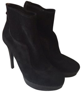 House of Harlow 1960 Black Boots