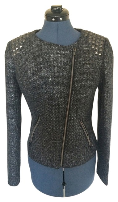 Preload https://item1.tradesy.com/images/grey-with-metallic-applications-on-shoulders-motorcycle-jacket-size-6-s-12900805-0-1.jpg?width=400&height=650