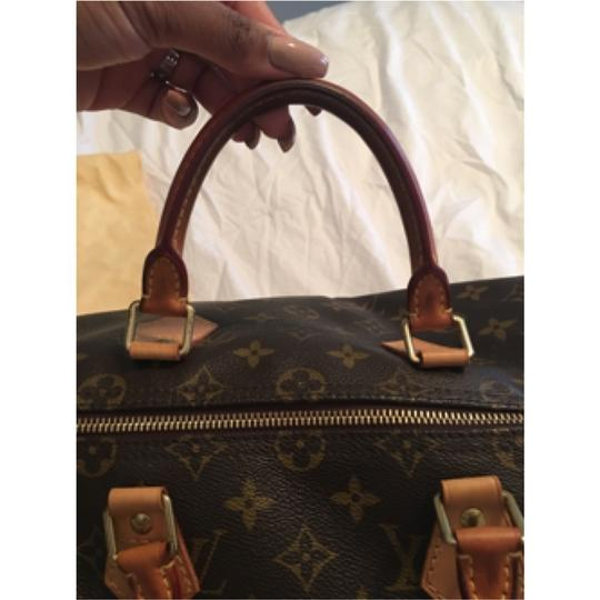 Louis Vuitton Satchel in Monogram