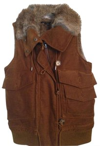Theory Fur Winter Vest