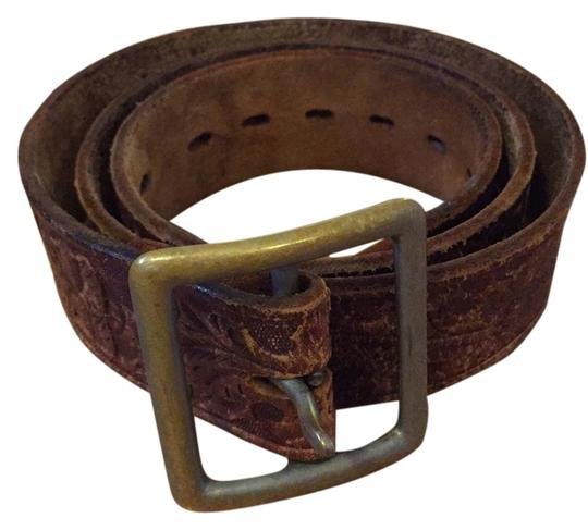 Preload https://img-static.tradesy.com/item/12901681/brown-vintage-leather-belt-0-1-540-540.jpg