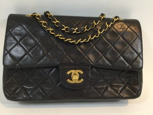 Chanel Medium 2.55 255 Classic Flap Shoulder Bag