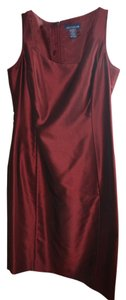 Ann Taylor Silk Petite Dress