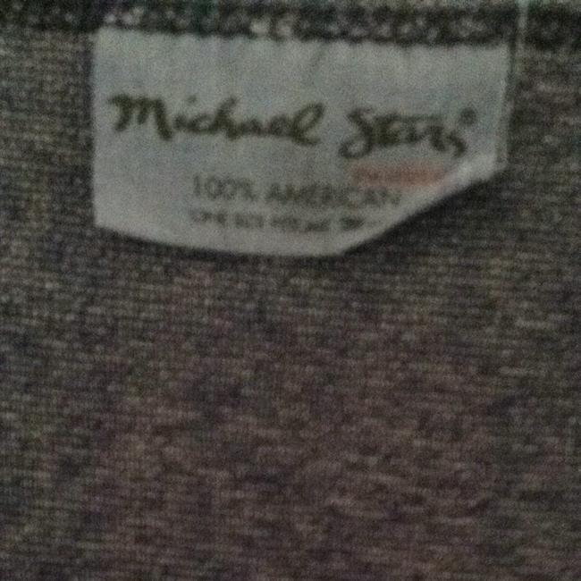 Michael Stars T Shirt Light & Dark Purple