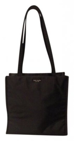 Preload https://item1.tradesy.com/images/kate-spade-black-nylon-tote-129030-0-0.jpg?width=440&height=440