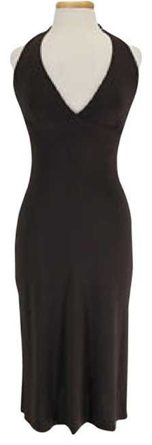 Preload https://item1.tradesy.com/images/banana-republic-brown-jersey-knit-halter-mid-length-night-out-dress-size-6-s-12903370-0-2.jpg?width=400&height=650