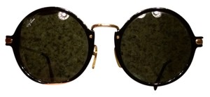 Ray-Ban Rayban Round Vintage Rare Authentic Sunglasses Glasses