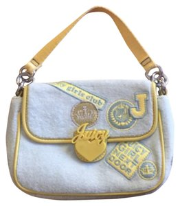 Juicy Couture Juicy Girls Wristlet Girls Velour Hobo Bag