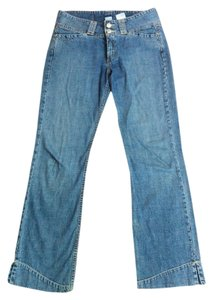 Lucky Brand Pants Size 6 Boot Cut Jeans-Medium Wash