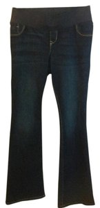 Old Navy Maternity Low-Panel Boot-Cut Slim Jeans