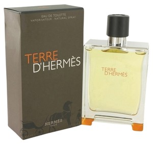Hermès Terre D'hermes By Hermes Eau De Toilette Spray 6.7 Oz/200ml for Men . Brand New.