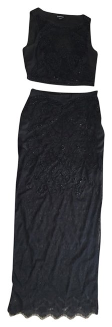 Preload https://item1.tradesy.com/images/bebe-long-night-out-dress-size-4-s-12905065-0-1.jpg?width=400&height=650