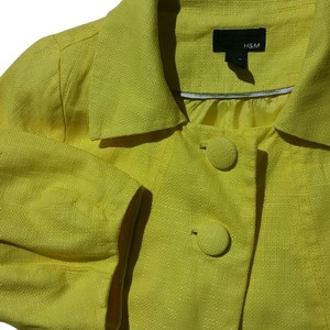 H&M YELLOW Jacket