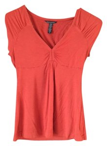 Banana Republic T Shirt Burnt orange
