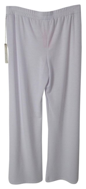 Preload https://item1.tradesy.com/images/white-style-25108-elastic-waistband-casual-xs-size-2-xs-26-12908440-0-2.jpg?width=400&height=650