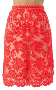Yoana Baraschi Skirt Red/pink