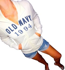 Old Navy Script Sexy Style Fashion Fashionista Yoga Gym Muscle Running Winter Love Jacket Coat Workout Shoechic30 Jacket