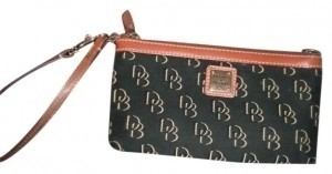Dooney & Bourke And Wristlet