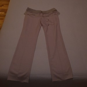 Stella McCartney Trouser Pants Pale pink