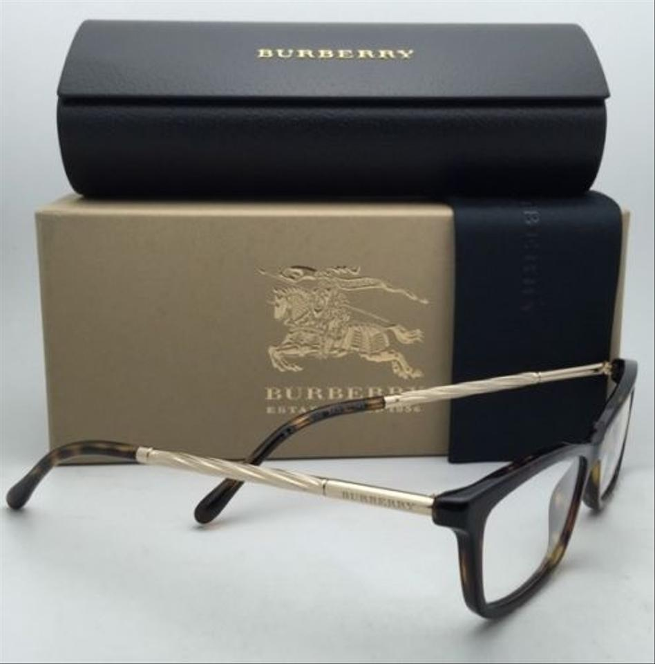 d1e1bd4603c Burberry New BURBERRY Eyeglasses B 2190 3002 54-15 Tortoise Brown   Gold  Frames w. 123456789101112